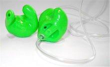 Perfect-Fit CBVP Model Custom Braker-Vented Noise Reduction Ear Plugs (One Pair)