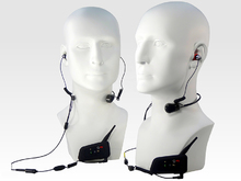 Neckmike M3 Bluetooth Short Range Two-Way Communications System (Twin Pack)
