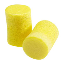 E-A-R Classic PVC Foam Ear Plugs in Poly Bag (NRR 29) (200 Pairs)