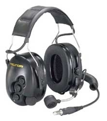 3m Peltor Tactical Pro Two-Way Radio Electronic Ear Muffs (NRR 26)