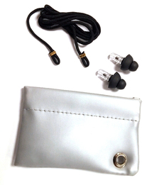 EarSonics PAD Universal Fit Musicians Earplugs