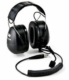 3M Peltor MT Series High Noise Two-Way Radio Headsets (NRR 25)