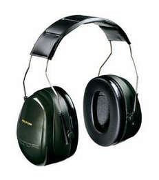 Peltor Optime 101 H7A Headband Model Ear Muffs (NRR 27)