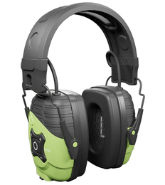 ISOtunes IT-34 LINK Aware OSHA-Compliant Noise Isolating Bluetooth Earmuffs with Wireless Music + Calls + Hearing Protection + Situational Awareness (NRR 25)