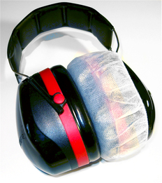 Got Ears? Disposable Ear Muff and Headphone Covers (100 Pack/50 Pairs)