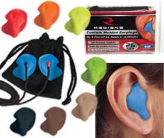 Do-It-Yourself Custom Molded Ear Plugs