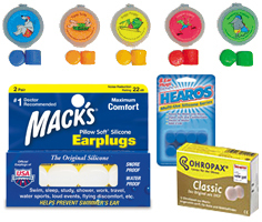 Moldable Ear Plugs