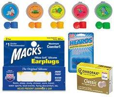 Moldable Ear Plugs