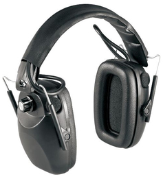 Hyskore Stereo Electronic Hearing Protection Ear Muffs (NRR 24)