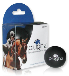 Plughz Horse Ear Plugs (Pack of 2 Pairs)