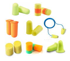 Foam Ear Plug Trial Pack: Just the Largest!