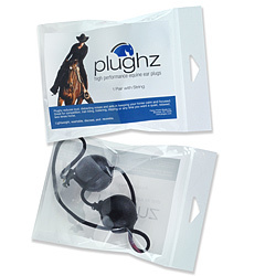 Plughz Corded Horse Ear Plugs