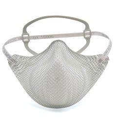 Moldex EZ22, EZ22S EZ-ON N95 Disposable Respirator with Single Cloth Strap (N95) (Case of 200 Masks)