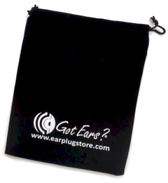 Got Ears? Ear Muff and Headphone Storage Bag (8