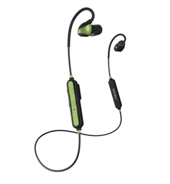 ISOtunes IT-38 PRO Aware OSHA-Compliant Noise Isolating Bluetooth 5.0 Earbuds with Wireless Music + Calls + Hearing Protection + Situational Awareness (NRR 26)