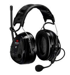 3M Peltor MRX21A2WS6-NA WS ALERT XP Headset Electronic Ear Muffs (NRR 23)