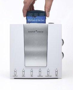 Sound Oasis S-550-04 White Noise Machine Sound Masking System