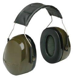 3M Artillery Earmuff 4240-01-469-8738 (H7A GN) Headband Style (NRR 27)