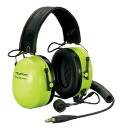 MT7H79F-01 3M Peltor Ground Mechanic Headset Standard High Noise Two-Way Radio Headset (NRR 25)