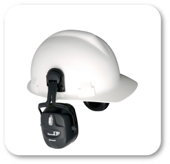 Howard Leight by Honeywell Bilsom Thunder T3H HardHat Model Ear Muffs (NRR 27)