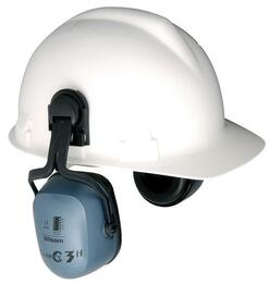 Howard Leight by Honeywell Bilsom Clarity C3H Dielectric HardHat Model Ear Muffs (NRR 25)