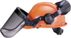Chainsaw and Forestry Helmets