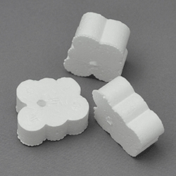Bite Blocks for Making Open-Mouth Ear Plugs and Impressions (Pack of 10)