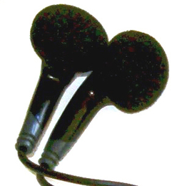 Got Ears? Brand Foam earbud Covers (Pack of 25 Pairs)