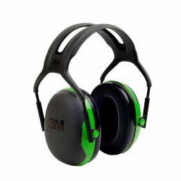 3M Peltor X1A HeadBand Ear Muffs (NRR 22)
