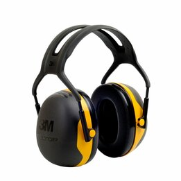 3M Peltor X2A HeadBand Ear Muffs (NRR 24)