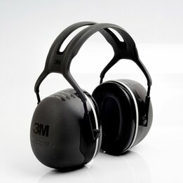 3M Peltor X5A HeadBand Ear Muffs (NRR 31)
