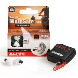 Alpine MotoSafe Tour Motorcycle Ear Plugs (SNR 17)
