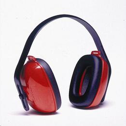 Howard Leight by Honeywell Bilsom QM-24+ DiElectric Multi-Position Model Economy Ear Muffs (NRR 25)