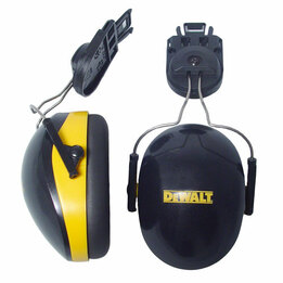 Dewalt Cap Mount HardHat Model Ear Muffs (NRR 26)