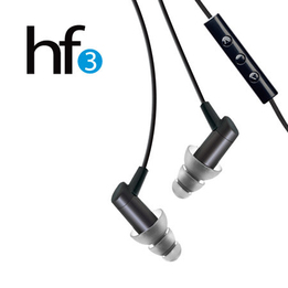 Etymotic hf3 Noise-Isolating Earphones + Headset