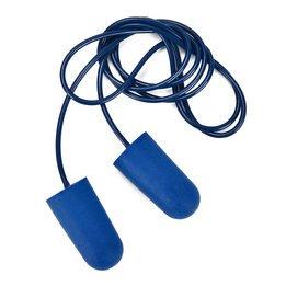 Got Ears? MD-100 100% Metal Detectable Foam Ear Plugs (NRR 32) (Bag of 100 Pairs)