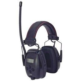 Howard Leight by Honeywell Sync Radio Digital AM/FM Radio Ear Muffs (NRR 25)