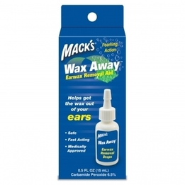 Mack's Wax Away Earwax Removal Aid Drops