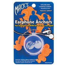 Mack's Earphone Anchors