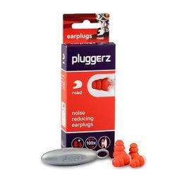 Pluggerz All-Fit Road Earplugs (NRR 23.1-28.4)