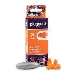Pluggerz All-Fit Travel Earplugs (NRR 23.4-30.4)