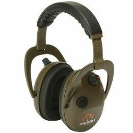 Walker's Power Muff Alpha Electronic Shooters Ear Muffs (NRR 24)