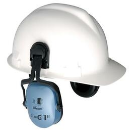 Howard Leight by Honeywell Bilsom Clarity C1H Dielectric HardHat Model Ear Muffs (NRR 20)