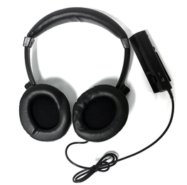 Got Ears? ANC-01 Noise Canceling Headphones For Flying Travelers