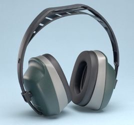 Elvex SuperSonic™ 29 Dielectric Multi-Position Model High Performance Ear Muffs (NRR 29)