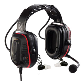 Sensear SM1P ISDP Intrinsically Safe Dual Protection Communications Headset (NRR 31)