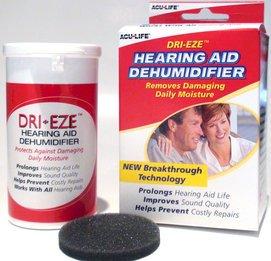 Health Enterprises ACU-LIFE Dri-Eze Hearing Aid Dehumidifier