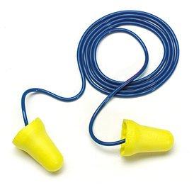 E-A-R E-Z-Fit UF Foam Ear Plugs Corded (NRR 28) (Box of 200 Pairs)