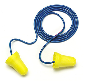 E-A-R E-Z-Fit UF Foam Ear Plugs Corded (NRR 28) (Case of 2000 Pairs)