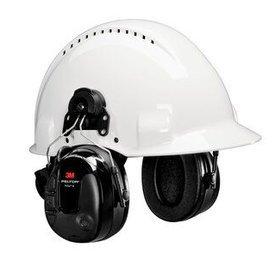 3M Peltor ProTac III Headset, Hard Hat MT13H221P3E (NRR 23)